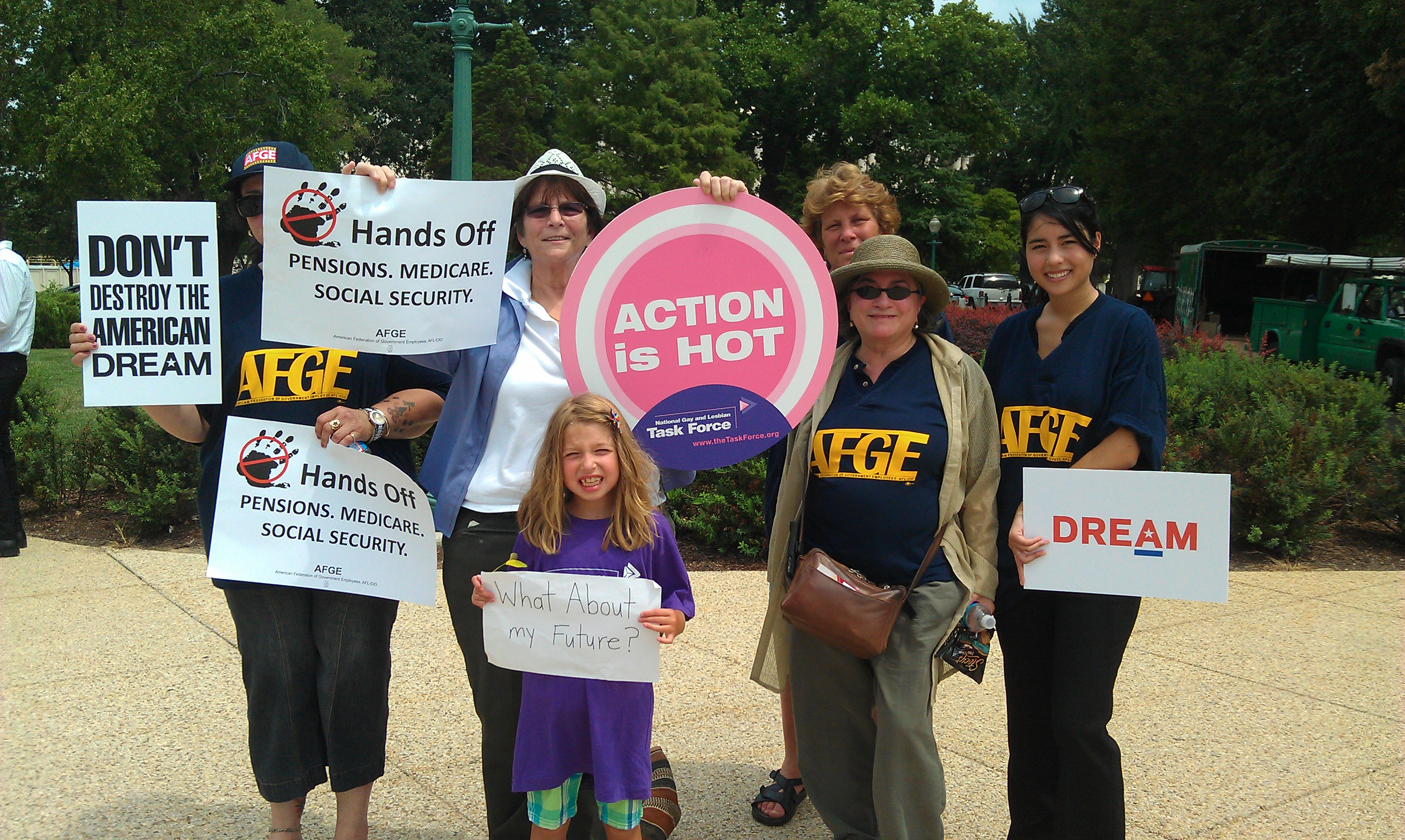 Don't destroy the American dream - National LGBTQ Task Force
