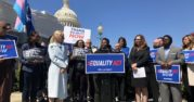 Faith and Civil Rights Leaders Gather in Support of Equality Act